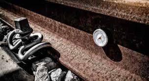 Рельсовый термометр ROMEAS Temp 85.20