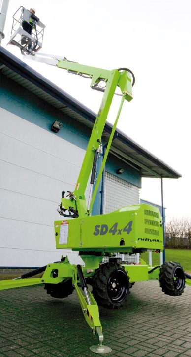 Nifty SD 120T