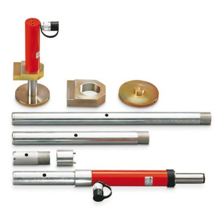 Подхваты, наконечники на плунжер, адаптеры-переходники, трубы-удлинители, распределительные опоры AYS