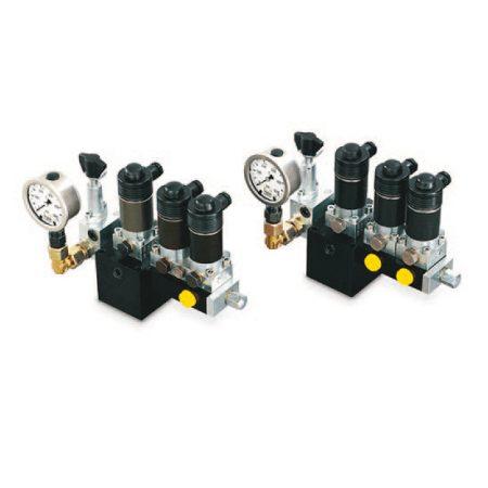 Направляющие клапаны VHP/VEP