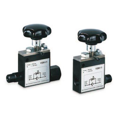 Предохранительные клапаны VSM