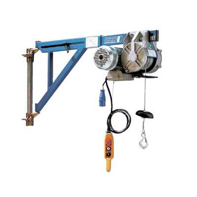Электрическая строительная лебедка Модель EBW 200