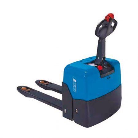 Электротележка паллетная с электроприводом передвижения EGU PS 15