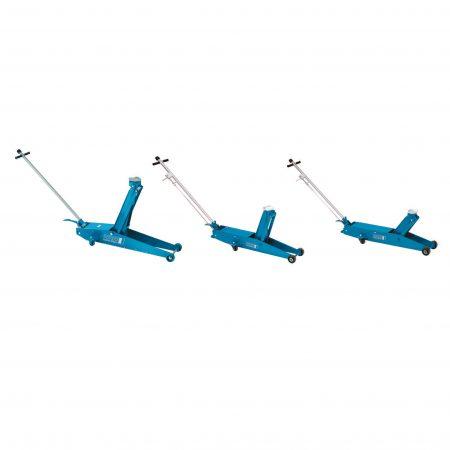 Домкраты передвижные гидравлические HRH S Silverline