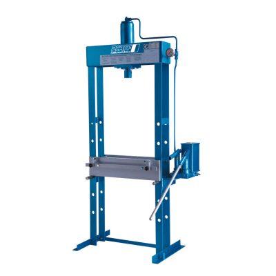 Прессы гидравлические для мастерских с ручным насосом HWPHP