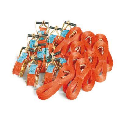 Стяжные ремни с храповиком ZGR-25-500