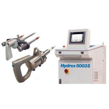 Гидравлическая система сверхвысокого давления для расширения труб Hydrex 5003/Hydrex 5003 S