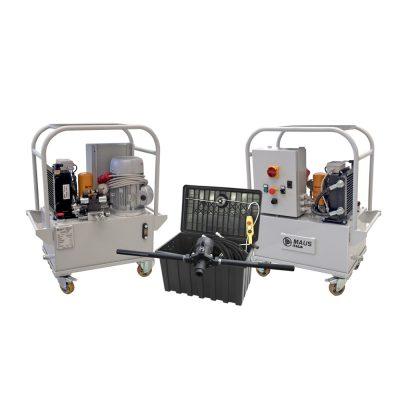Гидравлическая установка для контролируемой развальцовки труб в котлах Hydrol 20.1