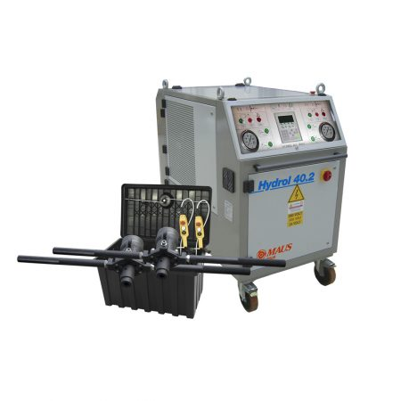 Гидравлическая установка для контролируемой развальцовки труб в котлах Hydrol 40.2