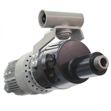 Мобильная установка для полуавтоматической контролируемой развальцовки труб Quadrol 90x