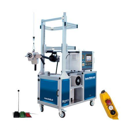 Система гидравлическо-механической развальцовки труб с электронным управлением Quadrol Matex MRP
