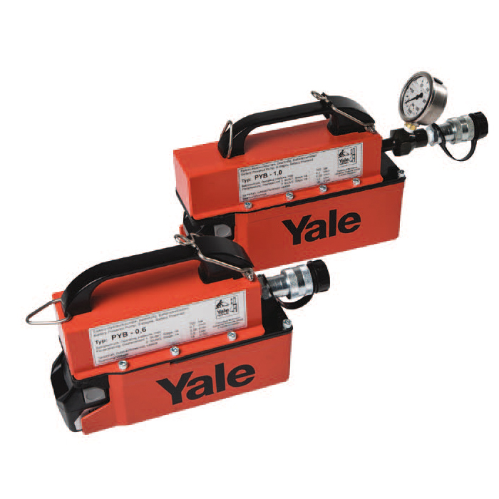 Электрогидравлический насос Yale PYB