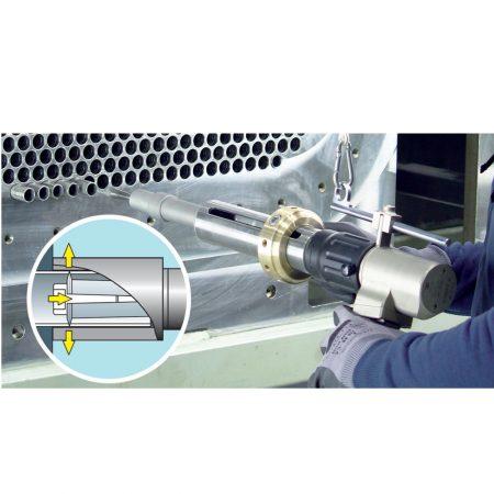 Гидравлический труборез для удаления длинного выступа трубы в один шаг Kattex LTP