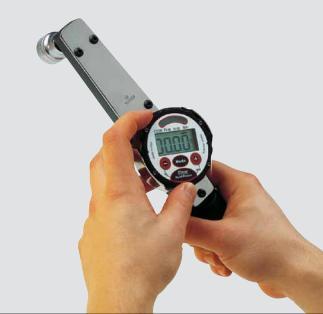 Цифровой динамометрический ключ Elora