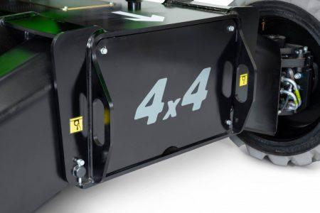 HR28 4x4 | 28 м