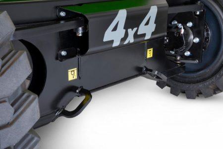 HR15 4x4 | 15.7 м