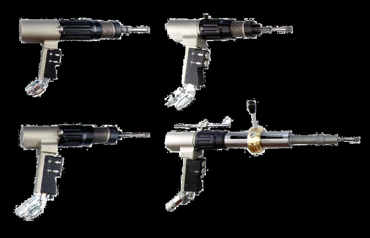 Гидравлический резец труб для теплообменников и котлов Maus Kattex